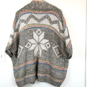 American Eagle Outfitters Sweaters - American Eagle Chunky Knit Oversized Cardigan